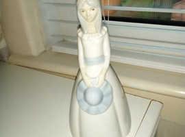 Porcelain ornament