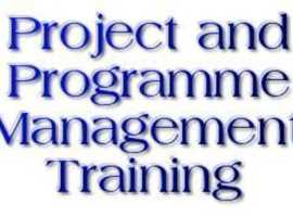 Project and Programme Manager Training