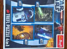 Star Wars Trefl Puzzle, As New