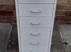 Metal 6 Drawer Cabinet