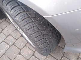 Honda Jazz, 2005 (05) Silver Hatchback, Manual Petrol, 93,104 miles