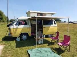 VW T25 T3 Caravelle Autosleeper Campervan