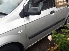 Hyundai getz 1086cc, 4door, 2002