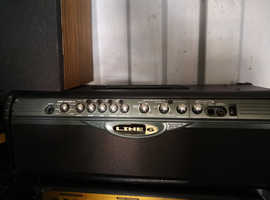 LINE 6 SPIDER 2 HALF STACK - AMAZING AMPLIFIER