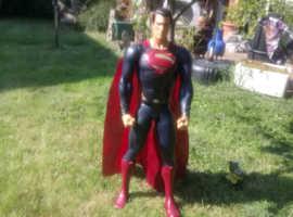 31 inch tall Superman figure