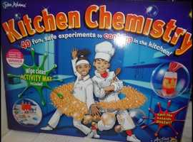 Assorted scientific and chemistry age groups from 7+ 8+ and 10+