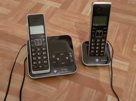 TWIN HOUSE PHONE SET
