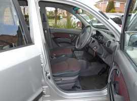 Hyundai Amica, 2007 (07) Silver Hatchback, Manual Petrol, 51,000 miles