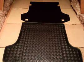 BARGAIN £40 ONO Dacia Logan MCV Accessories Boot Liner Tray + INNER MAT + 4 Piece Premium Car Mat Set (Excellent Condition) Selling due to changing ca