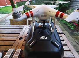 DJI Phantom 3 std drone.