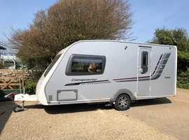 Swift Conqueror 480 Twin Berth Caravan