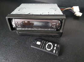 In-car CD/DAB Radio   Model number: CDX-DAB6650
