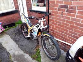 Emotion trials bike for sale