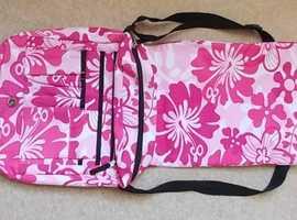 cabin bag and shoulder bag