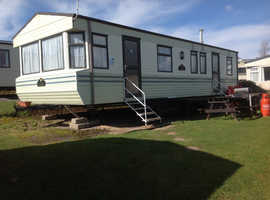 HOLIDAY STATIC CARAVAN FOR RENT THIS SATURDAY DISCOUNTED PRICE AT DEVON CLIFFS EXMOUTH