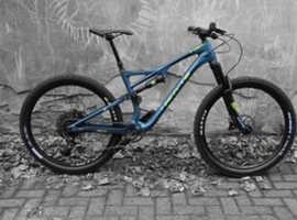 (Stolen) Whyte mountain bike (stolen)