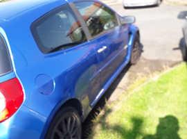 Renault Clio, 2007 (56) Blue Hatchback, Manual Petrol, 96,526 miles