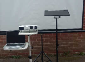 Presentation/ Lecture Equipment for hire.
