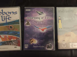 Educational DVDs Nature some BNWT