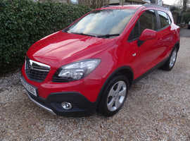 LOW MILES LOW ROAD TAX Vauxhall Mokka 1.6 CDTi EXCLUSIVE eco flex 5dr