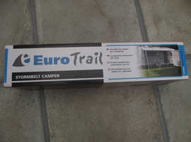 Eurotrail Brand New storm belt for campervan 2X 2.75m