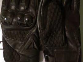 Dainese black Motorbike Gloves