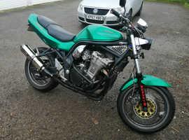 Suzukie bandit 600