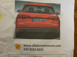 Audi A4 avant chapter8 kit
