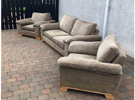 3+1+1 Sofa  For Sale