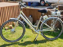 Powabyke x6 ls Unisex Electric bike