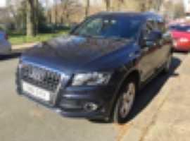 Audi Q5, 2012 (61), Semi auto Diesel, 104,000 miles
