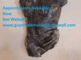 Guys  Massage Cornwall £50 SEE WEBSITE