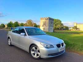 "2009 09 REG BMW 5 Series 2.0 520d SE Business Edition LCI Auto 4dr "" HPI CLEAR """