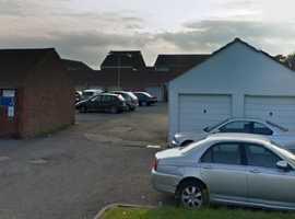 Lock Up Garage To Rent Newmarket