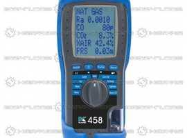 Kane 458 Flue Gas Analyser