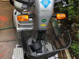 Quingo classic mobility scooter rrp3800