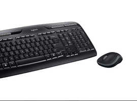 Logitech MK320 Wireless Keyboard/Mouse Combo