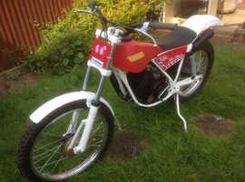 Fantic trials 125cc