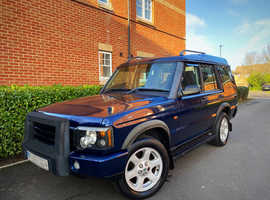 "2003 53 REG Land Rover Discovery 2 2.5 TD5 ES Auto 5dr (7 Seats) "" 4x4 "" HPI CLEAR """