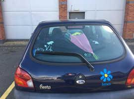 Ford Fiesta 2002 1.3