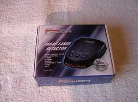 Radar - laser detector