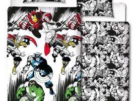Avengers Bedding