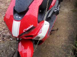 Lexmoto diablo 125cc efi 68reg