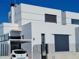 BEAUTIFUL NEW VILLA M. MOLINER PRIVATE POOL DOLORES (ALICANTE) SPAIN