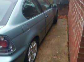 BMW 3 Series, 2001 (51) Green Hatchback, Automatic Petrol, 840,111 miles