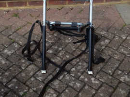 CYCLE RACK FOR 2 BIKES SUITABLE FOR SALOON CAR