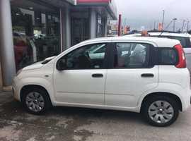 Fiat Panda, 2017 (17) White Hatchback, Manual Petrol, 19,200 miles