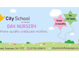 City School of Languages Day Nursery