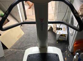 Oscillating vibration plate- gym