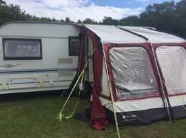 Caravan Awning outdoor revolution compactalite pro 250